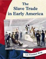 The Slave Trade in Early America PDF