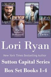 Sutton Capital Series Box Set: Books 1-4