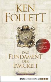 Leseprobe: Das Fundament der Ewigkeit: Historischer Roman