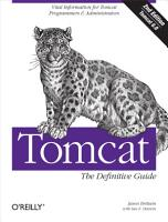 Tomcat  The Definitive Guide PDF