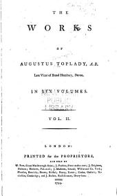 The Works of Augustus M. Toplady: Volume 2