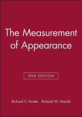 The Measurement of Appearance