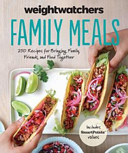 WeightWatchers Family Meals Book