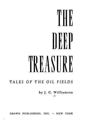 The Deep Treasure