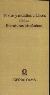 Geschichte der spanischen und portugiesischen Poesie und Beredsamkeit