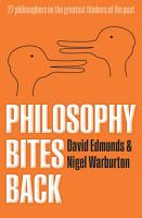 Philosophy Bites Back PDF