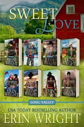 Sweet Love - Eight Clean Cowboy Love Stories: Western Romance Boxset (Holiday Second Chance Bundle)