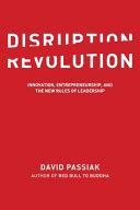 Disruption Revolution PDF
