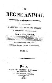 Le règne animal distribué d'après son organisation: Les reptiles et les poissons
