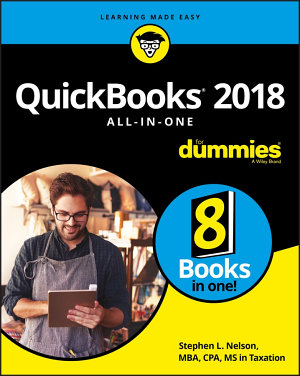 QuickBooks 2018 All in One For Dummies