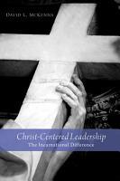 Christ Centered Leadership PDF
