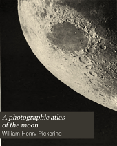 A photographic atlas of the moon
