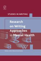 Research on Writing  Approaches in Mental Health PDF