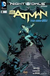 Batman (2011- ) #8