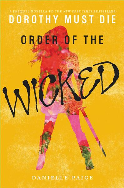 Download Order of the Wicked Book
