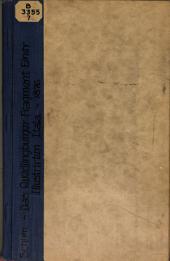 Das Quedlinburger Fragment einer illustrirten Itala