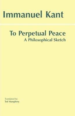 To Perpetual Peace