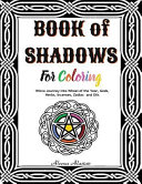 Book of Shadows for Coloring PDF