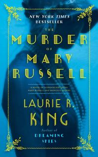 The Murder of Mary Russell Book