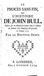 Le procès sans fin, ou L'histoire de John Bull