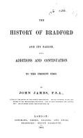 The History of Bradford and Its Parish PDF