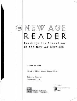 New Age Reader PDF