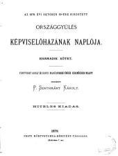 Napló: 3. kötet
