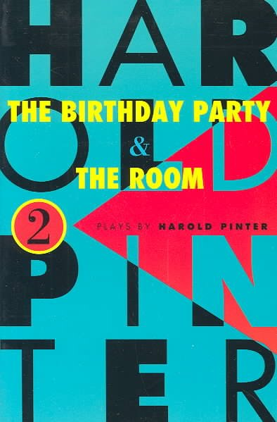Download The Birthday Party  and The Room Book