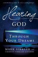 Hearing God Through Your Dreams PDF