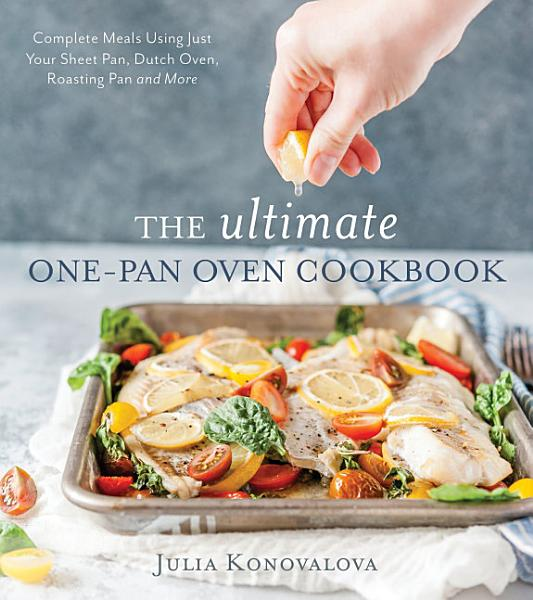 The Ultimate One Pan Oven Cookbook PDF
