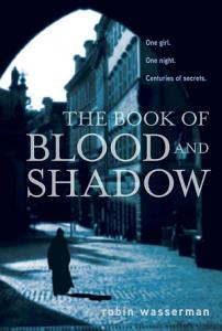 The Book of Blood and Shadow Book
