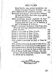 Relazioni d'alcuni viaggi fatti in diverse parti della Toscana: p. 173-250