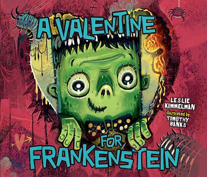 Download A Valentine for Frankenstein Book