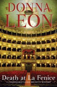 Death at La Fenice Book
