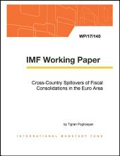Cross-Country Spillovers of Fiscal Consolidations in the Euro Area