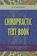 Chiropractic Text Book