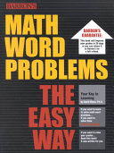 Math Word Problems The Easy Way