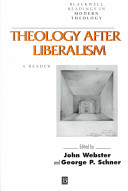 Theology After Liberalism