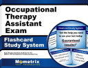 Occupational Therapy Assistant Exam Flashcard Study System PDF