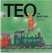 En Teo va amb tren