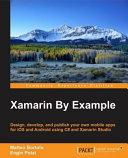 Xamarin by Example PDF
