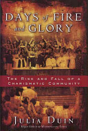 Days of Fire and Glory PDF