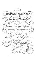 The European Magazine and London Review  by the Philological Society of London PDF