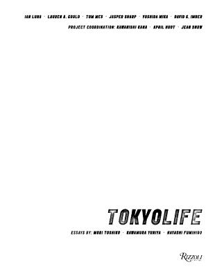 Tokyolife PDF