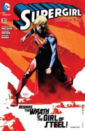 Supergirl (2011-) #21