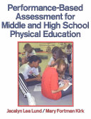 Performance based Assessment for Middle and High School Physical Education PDF