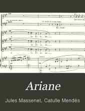 Ariane: opéra en cinq actes