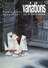 Pacush Blues T07: Septième saut - Variations sur un thème imposé