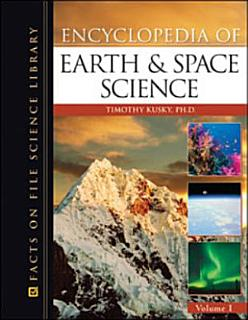 Encyclopedia of Earth and Space Science Book