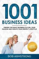 1001 Business Ideas
